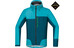 GORE BIKE WEAR Power Trail GTX AS Jacket Men scuba blue/ink blue